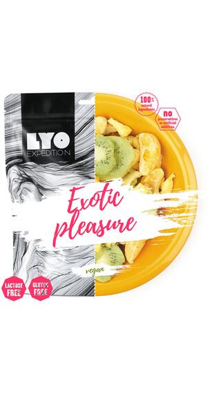Lyofood Exotic Pleasure Banana/Pineapple/Tangerin/Kiwi 30g